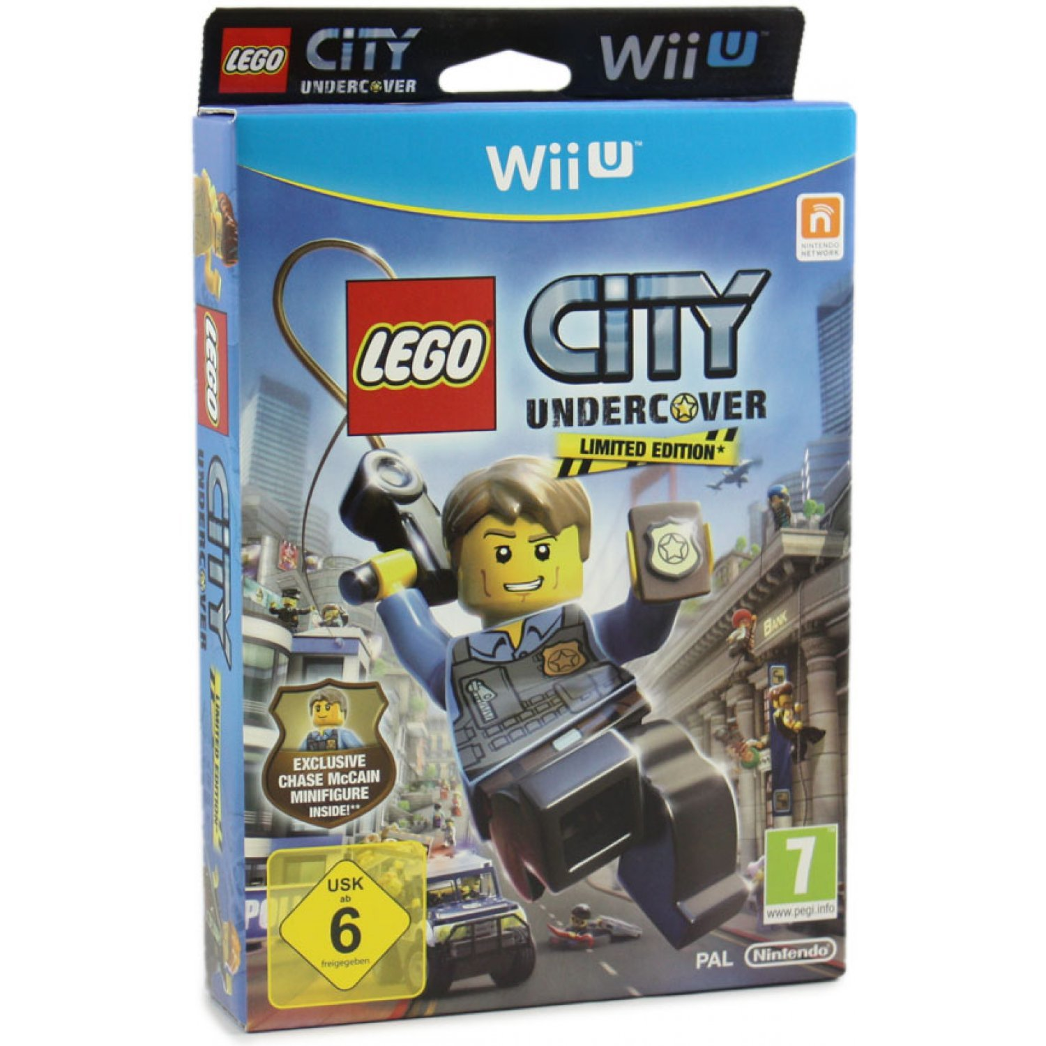 LEGO City Undercover (Limited Edition)