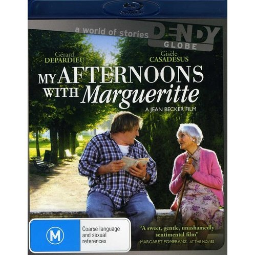 my afternoons with margueritte - 400×513