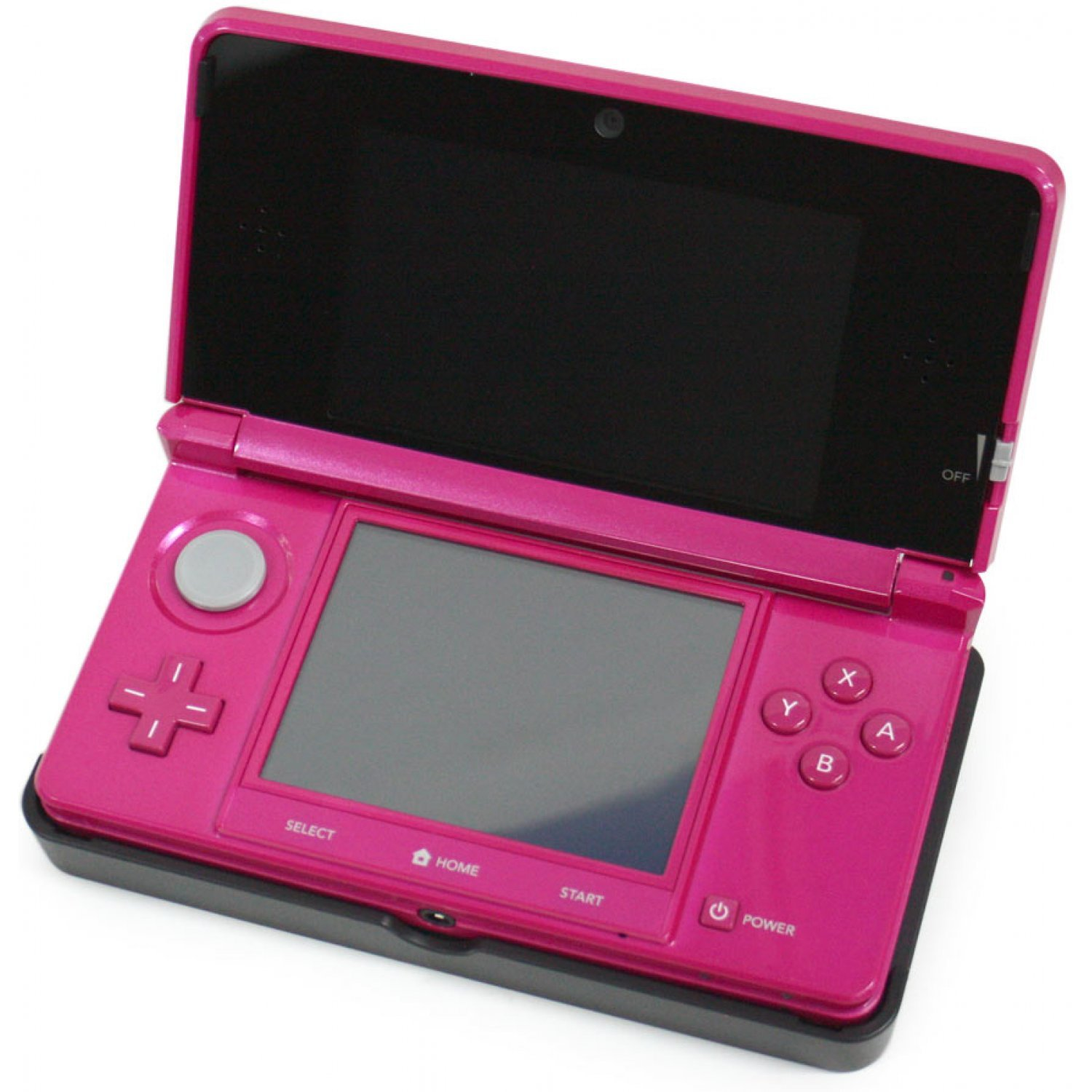 nintendo 3ds gloss pink. Black Bedroom Furniture Sets. Home Design Ideas