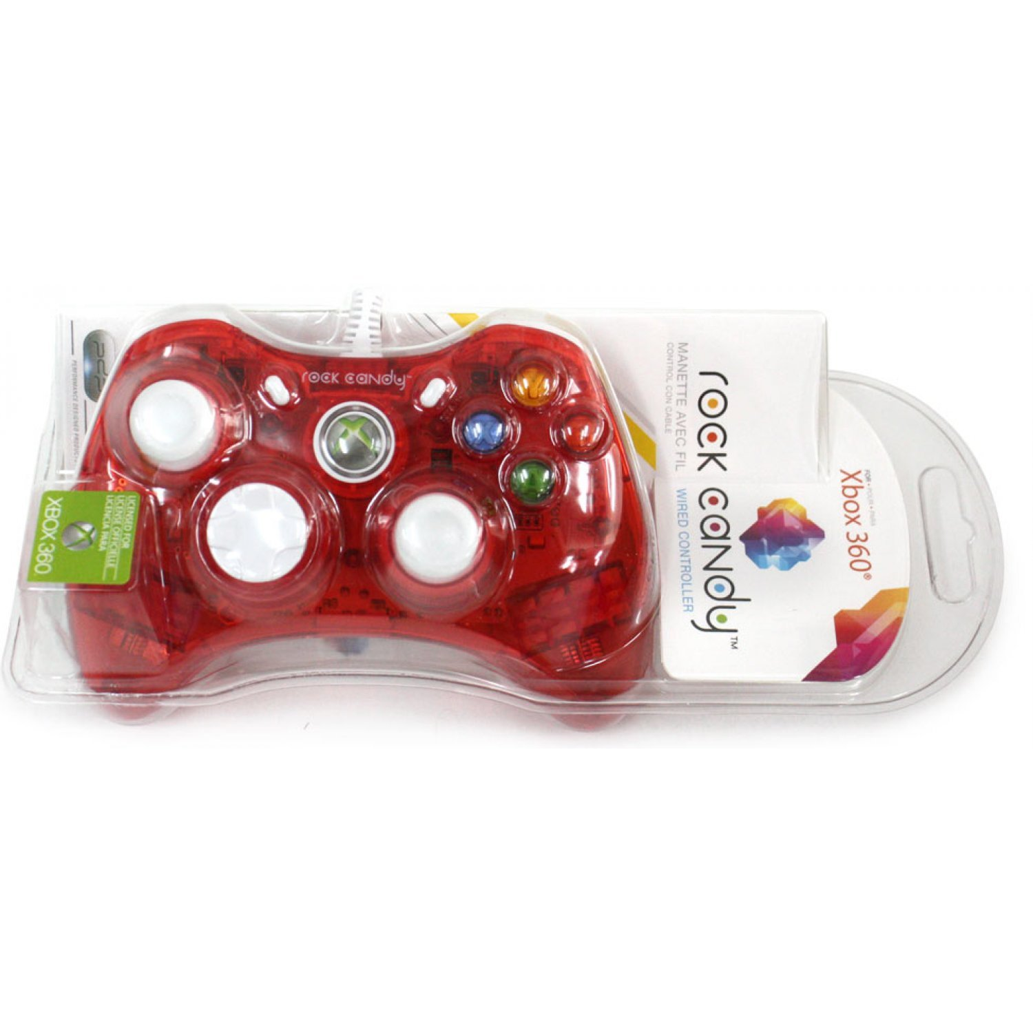 Rock Candy 360 Controller Driver Download