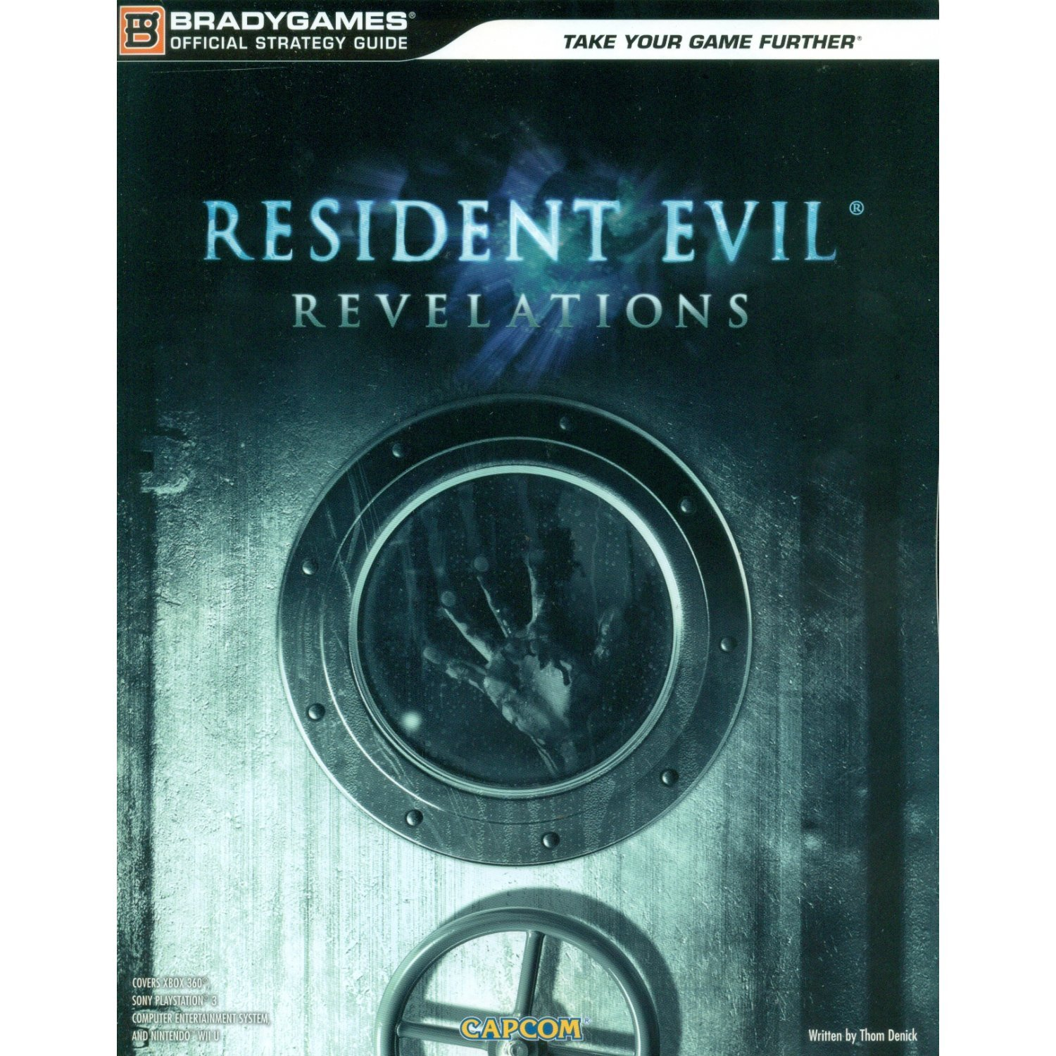 Resident Evil Revelations Official Strategy Guide