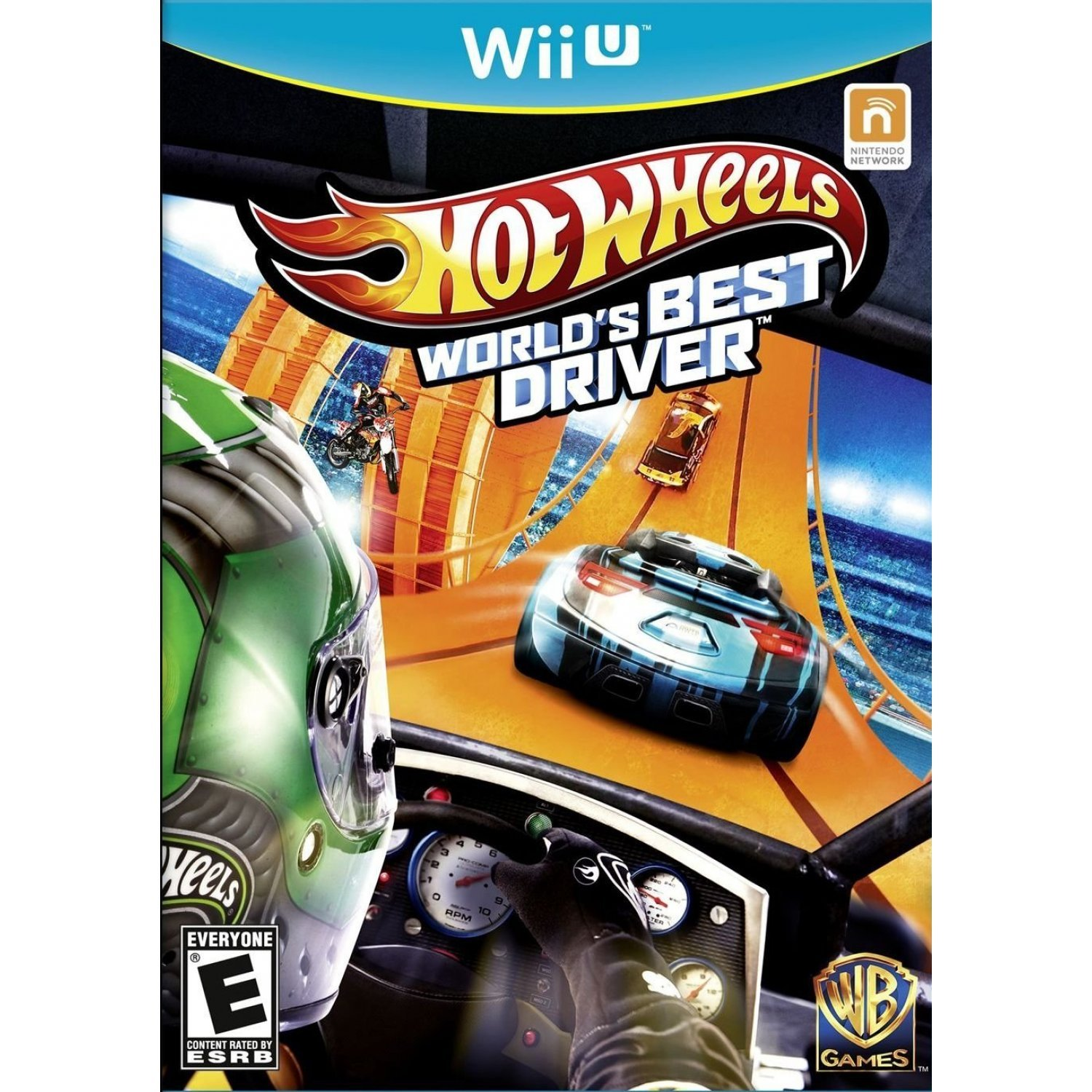 Hot wheels world's best driver 2013 pc