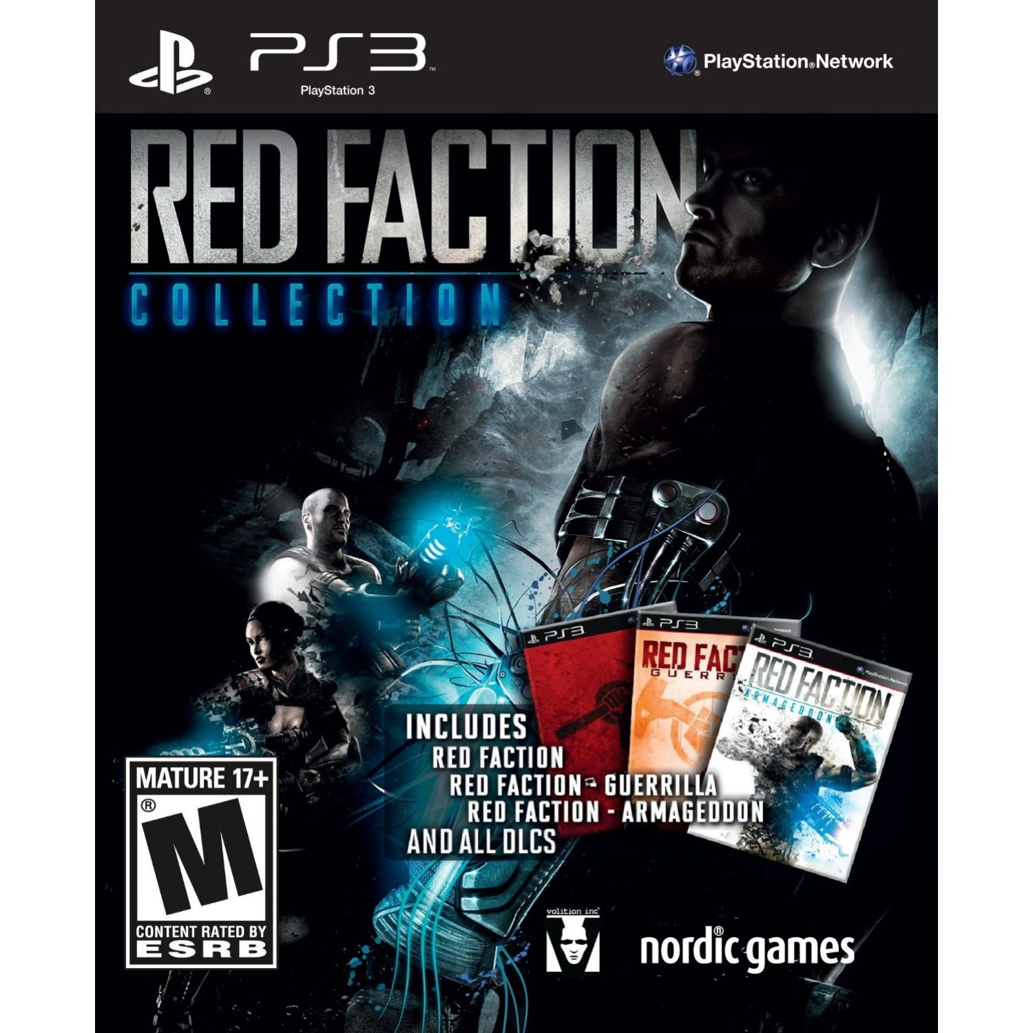 Red faction ii hentai