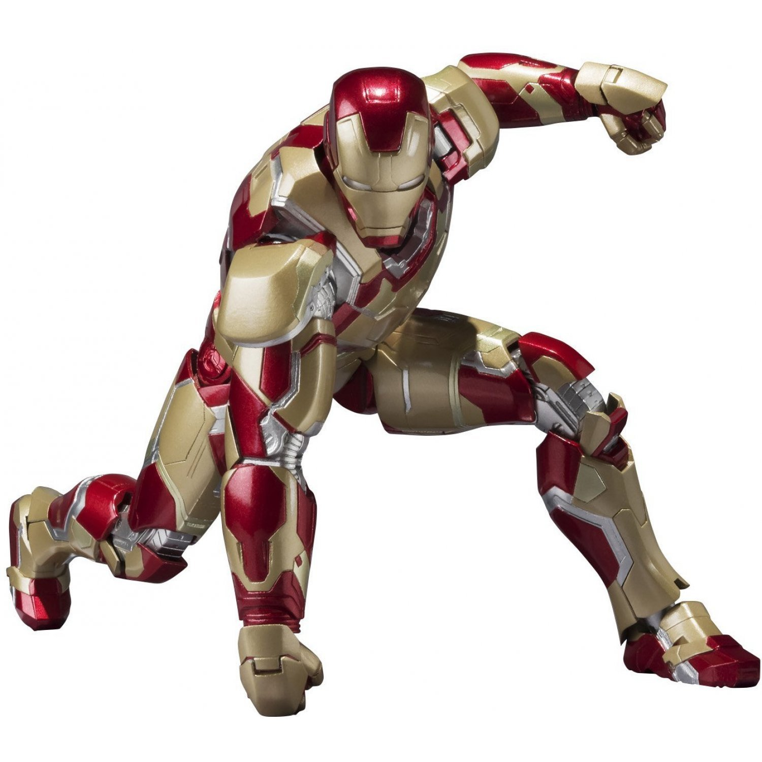 s h figuarts iron man mark 42. Black Bedroom Furniture Sets. Home Design Ideas