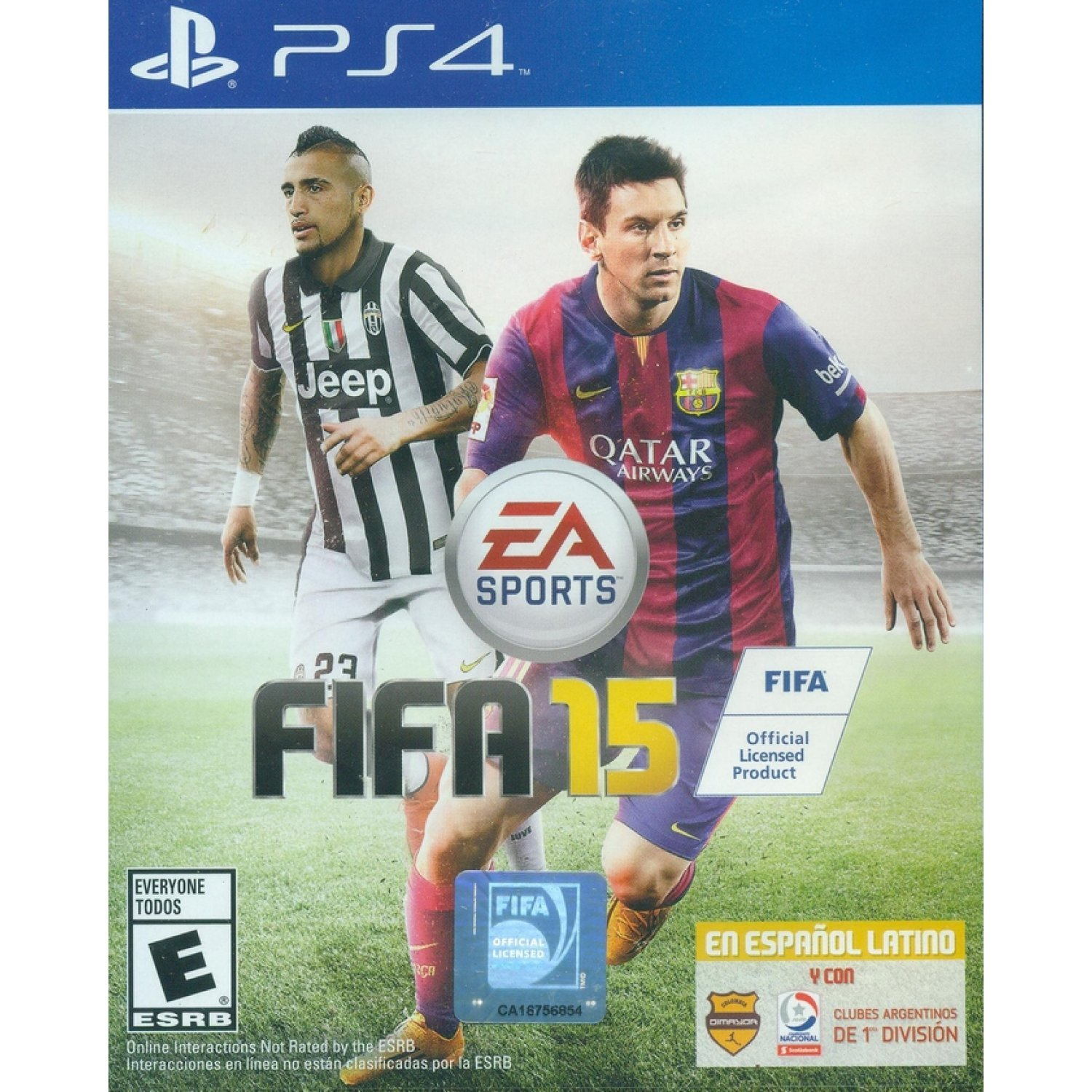 how to play fifa 15 on ps4