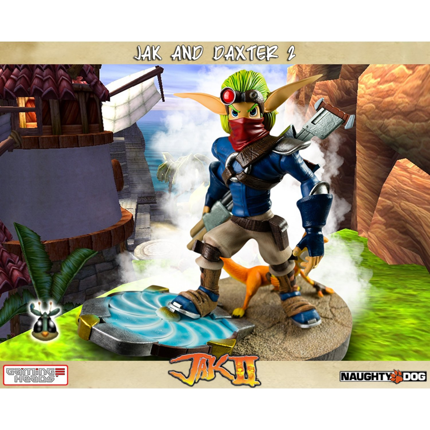 Jak And Daxter The Precursor Legacy: Jak And Daxter 2
