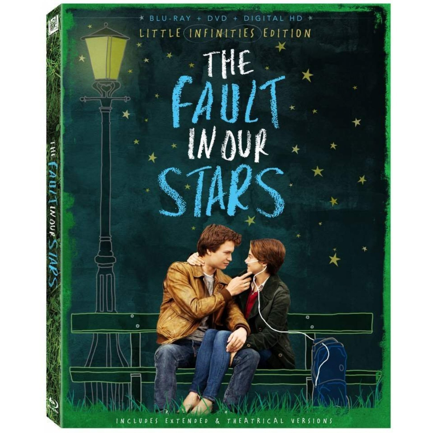 """the fault in our stars a story of little infinities essay In less than a month, the world's most anticipated love story from the worldwide tearjerker book of the same title – """"the fault in our stars"""" will final."""