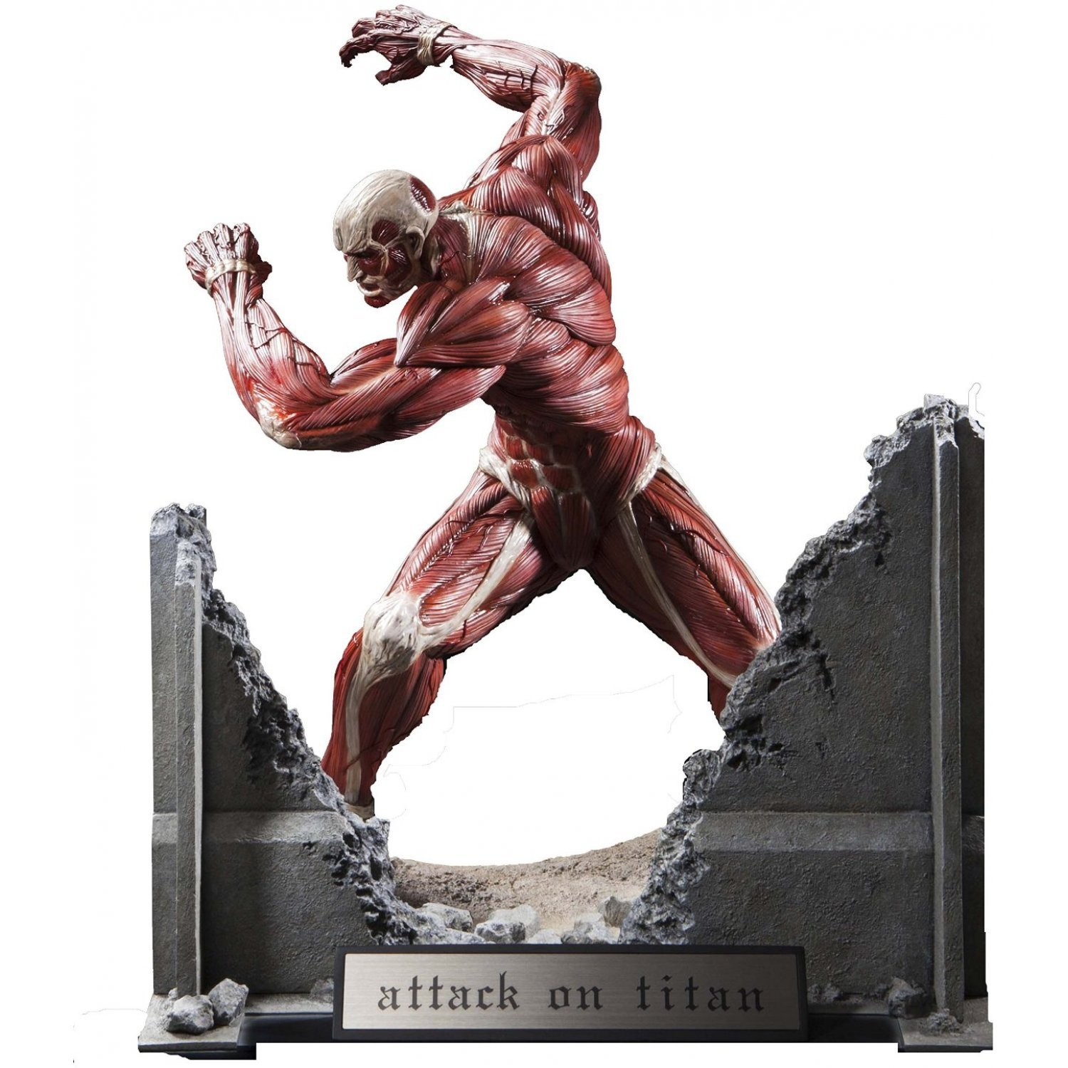 Attack On Titan Ultimate Modeling Collection Figure