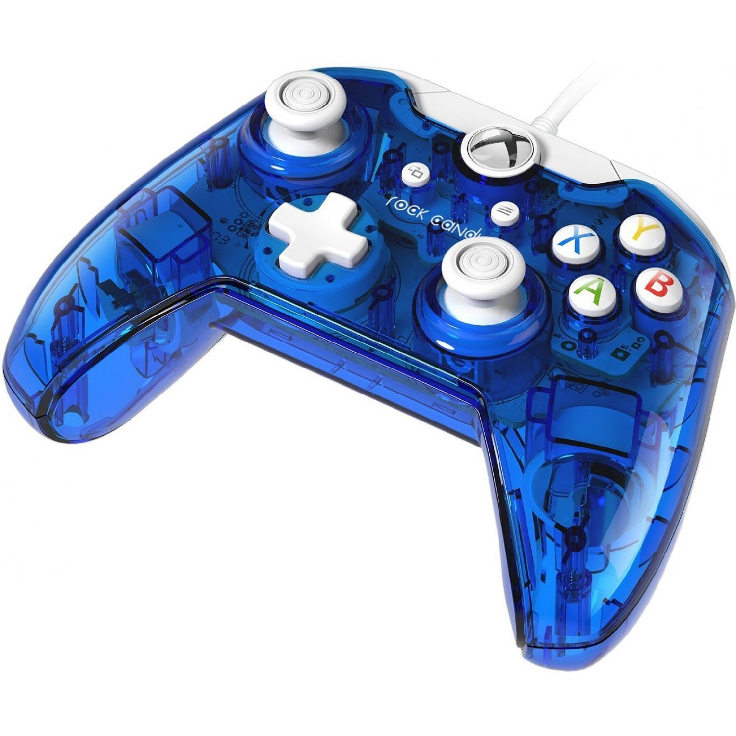 Rock Candy Xbox One Wired Controller (Blueberry Boom)