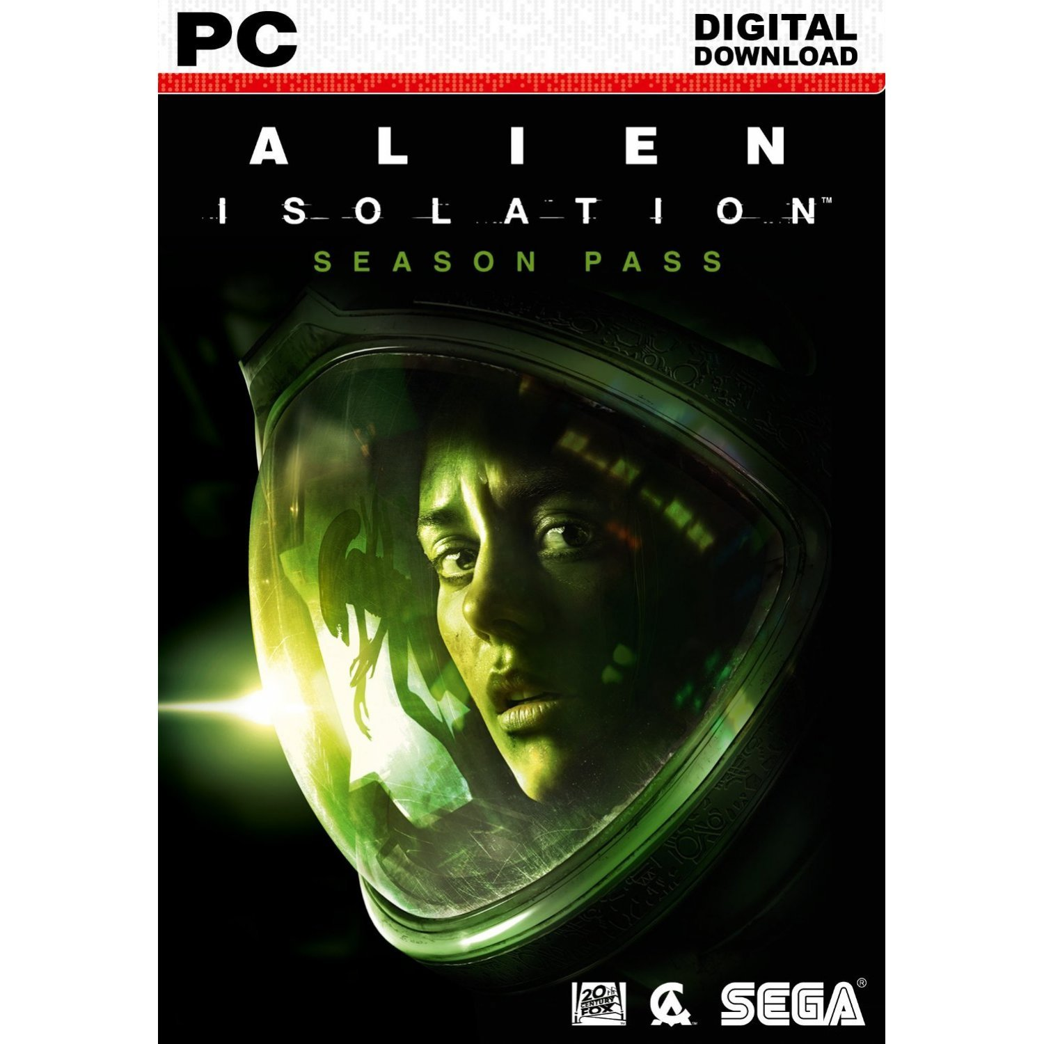 Alien: Isolation - Season Pass [DLC] (Steam) steam digital