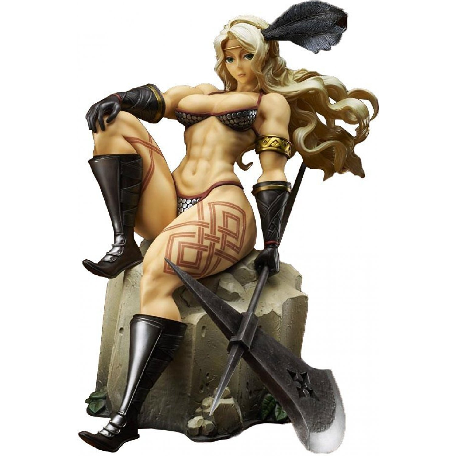 Amazon from dragons crown request sop 10