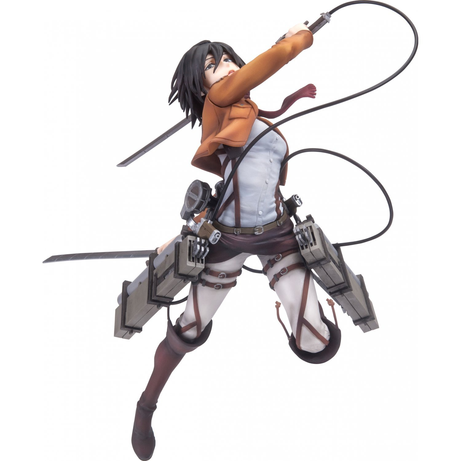 Hdge technical statue no 5 attack on titan mikasa training corps ver 5 attack on titan mikasa training corps ver voltagebd Images