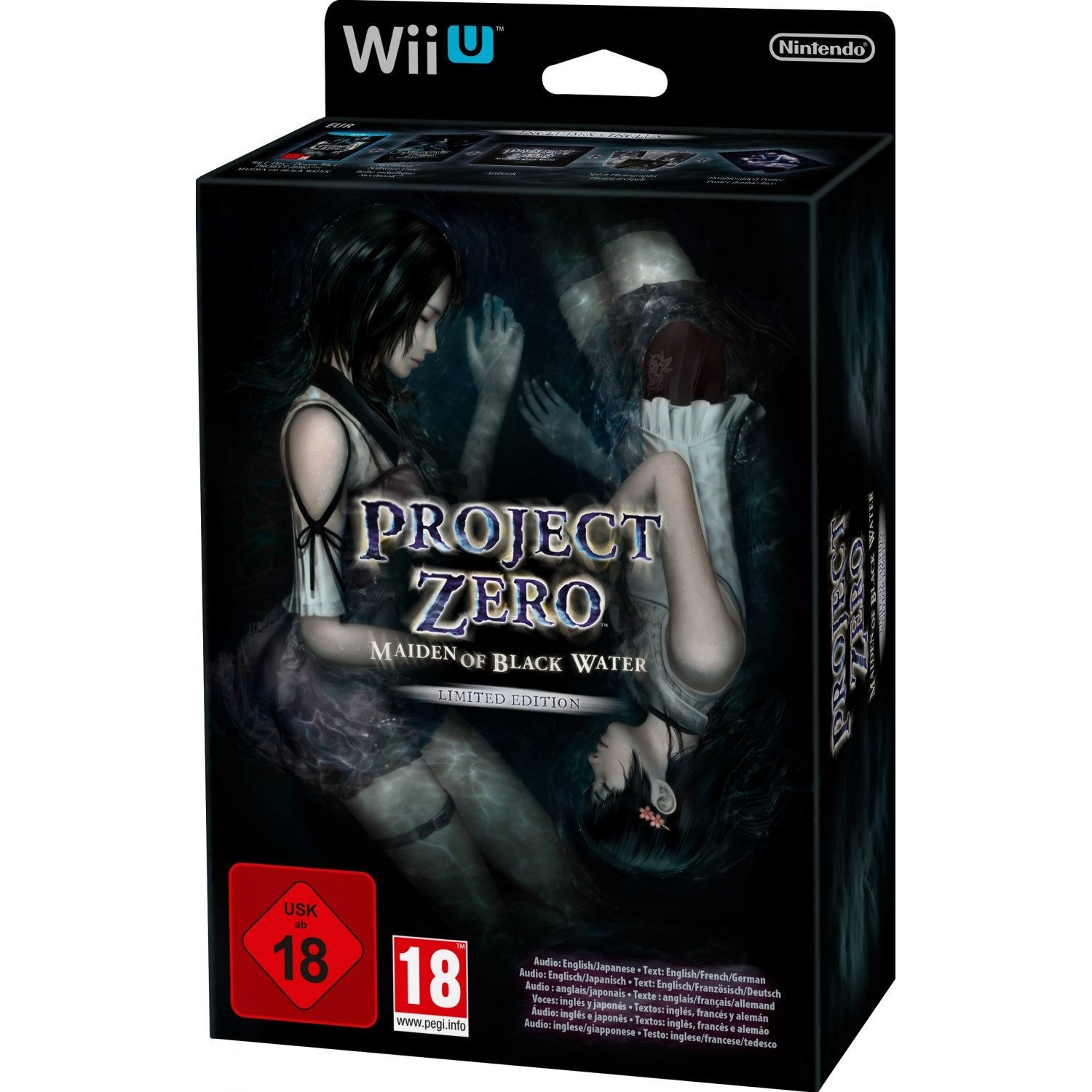 Project Zero: Maiden of Black Water (Limited Edition)