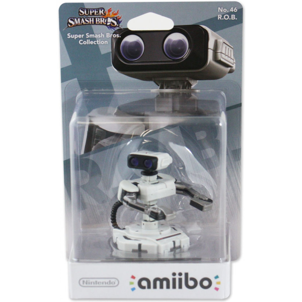 amiibo Super Smash Bros. Series Figure (R.O.B.)