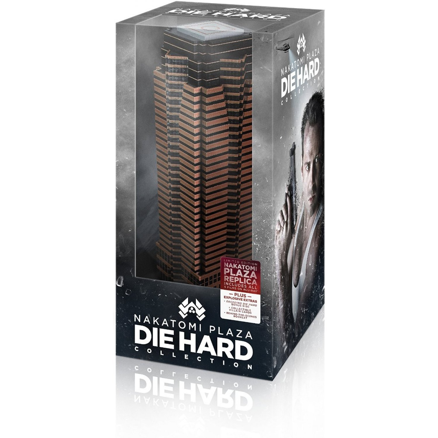 Die Collection nakatomi plaza die limited edition collection