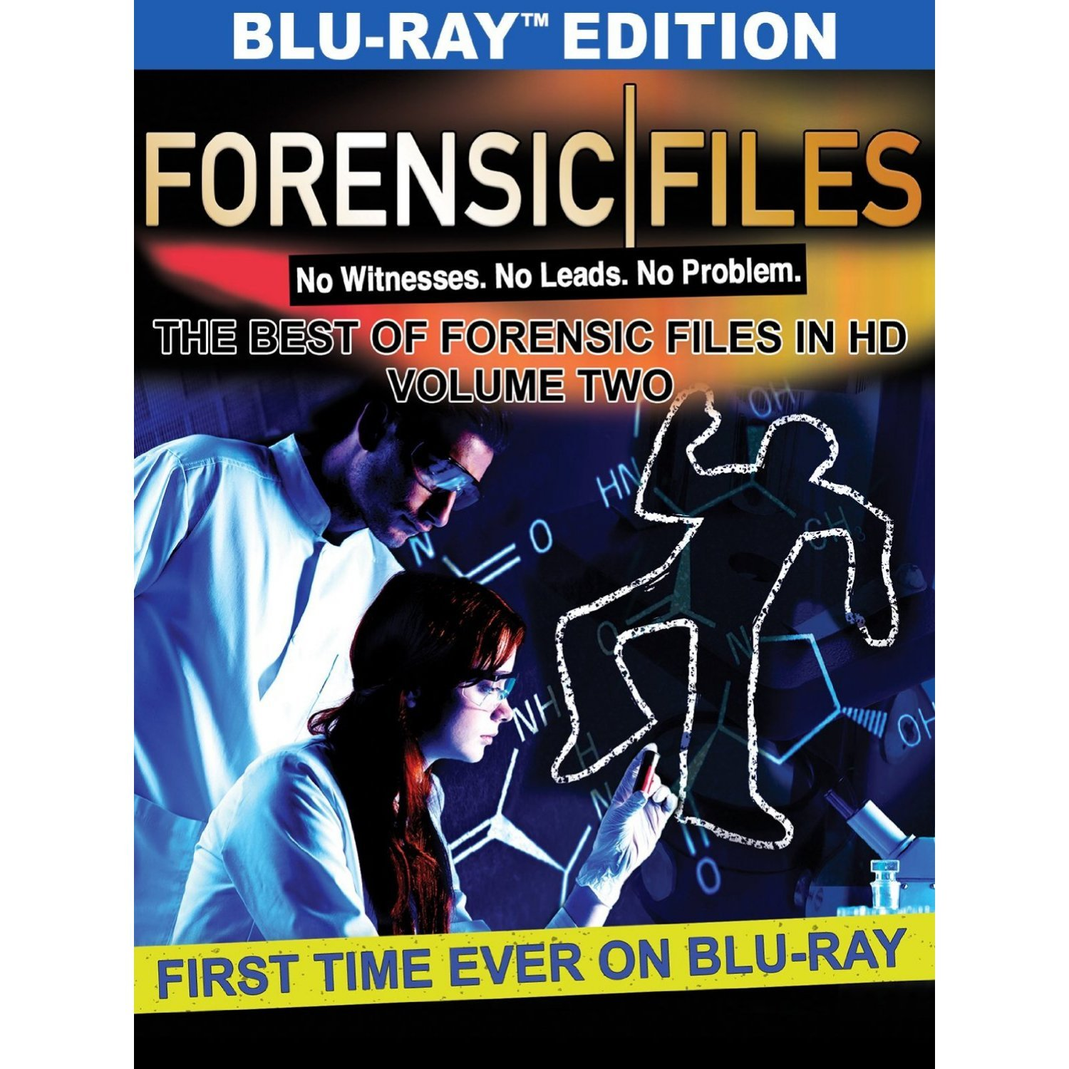 The Best Of Forensic Files In Hd Volume 2 Season 13 14