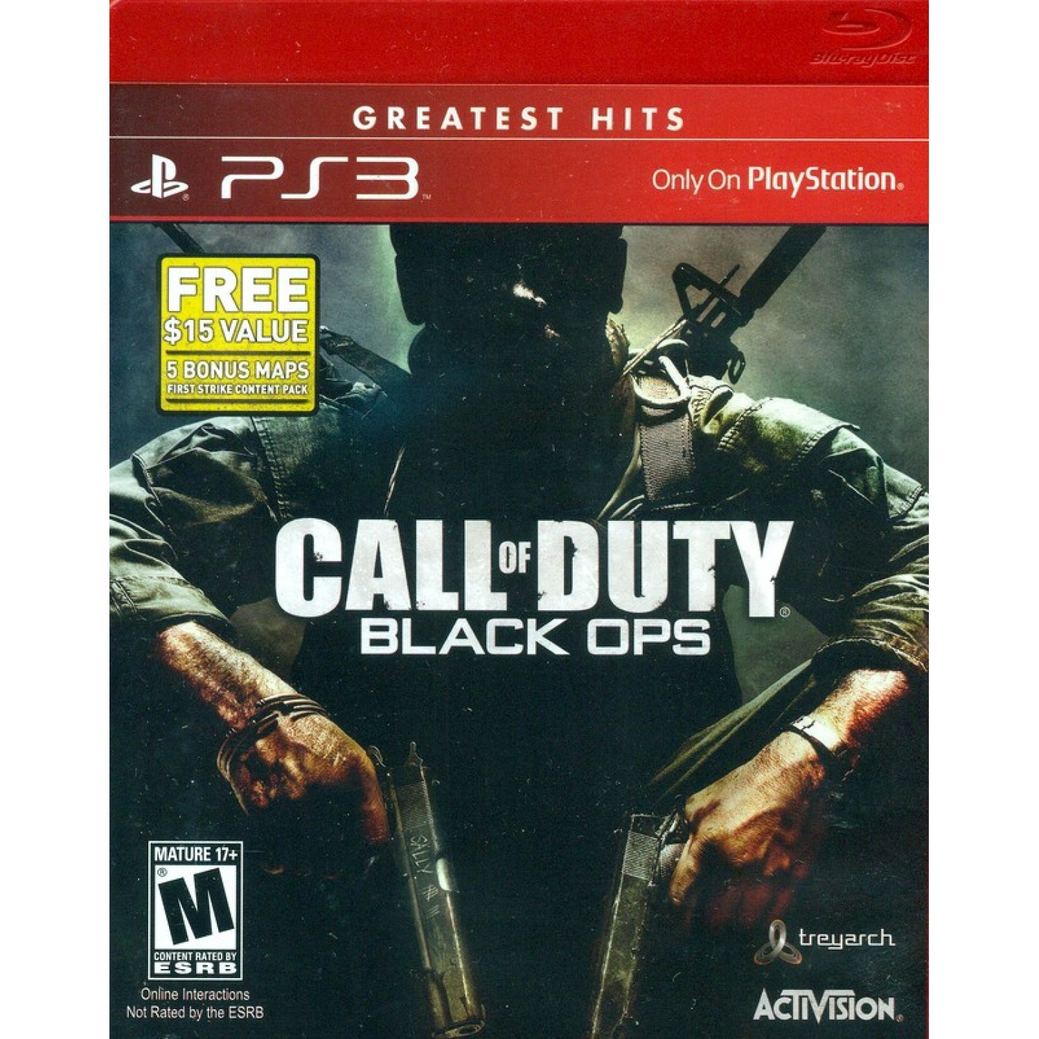 Flot Call of Duty: Black Ops (Greatest Hits) AM-32