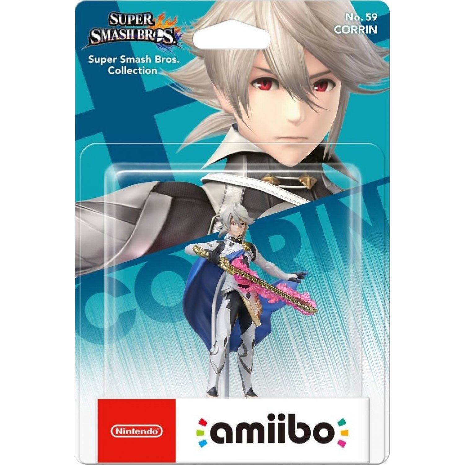 amiibo Super Smash Bros  Series Figure (Corrin)