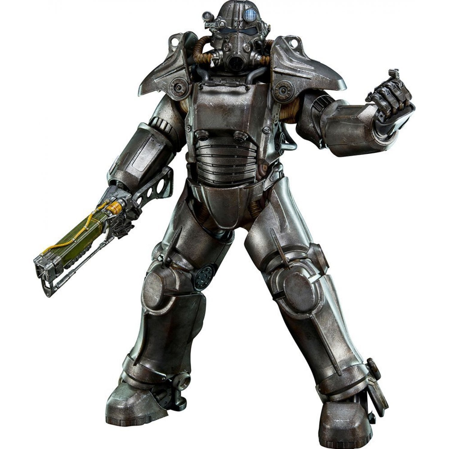 Fallout 4 1 6 Scale Action Figure T 45 Power Armor