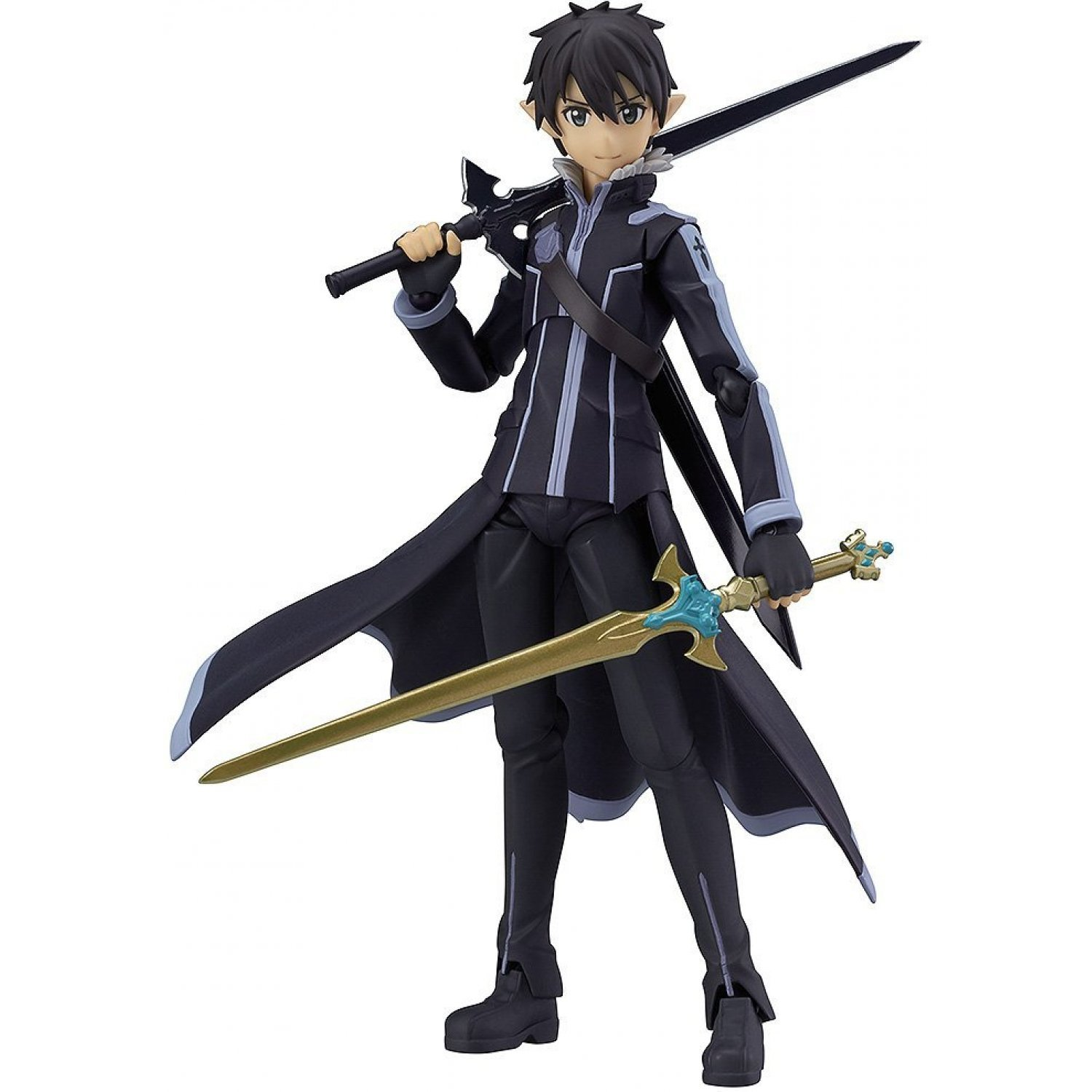 Figma sword art online ii kirito alo ver for Ver one day online