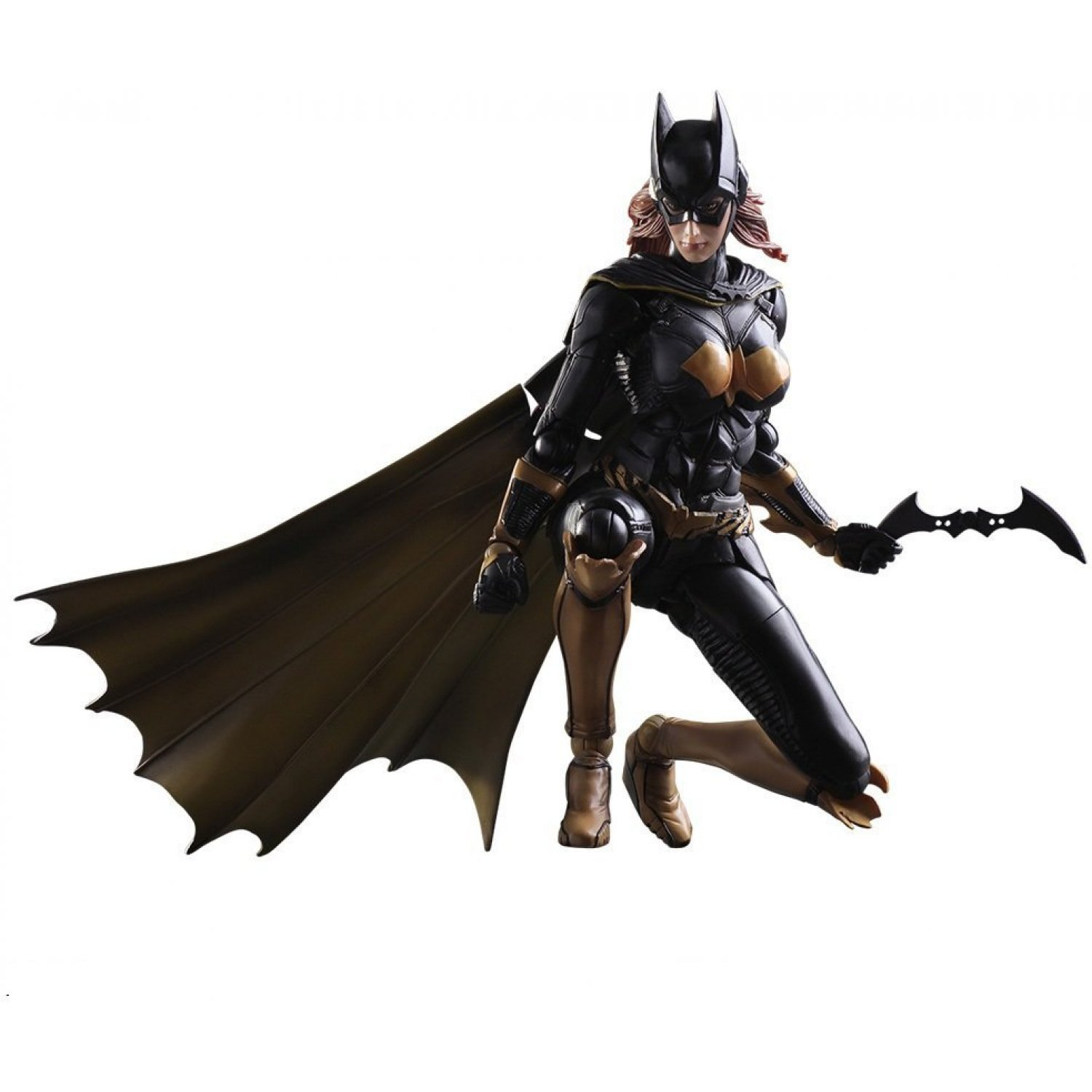 Batman Arkham Knight Play Arts Kai Batgirl