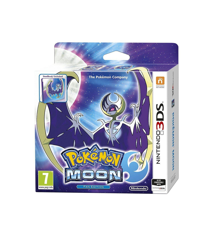 Pokemon Moon Fan Edition