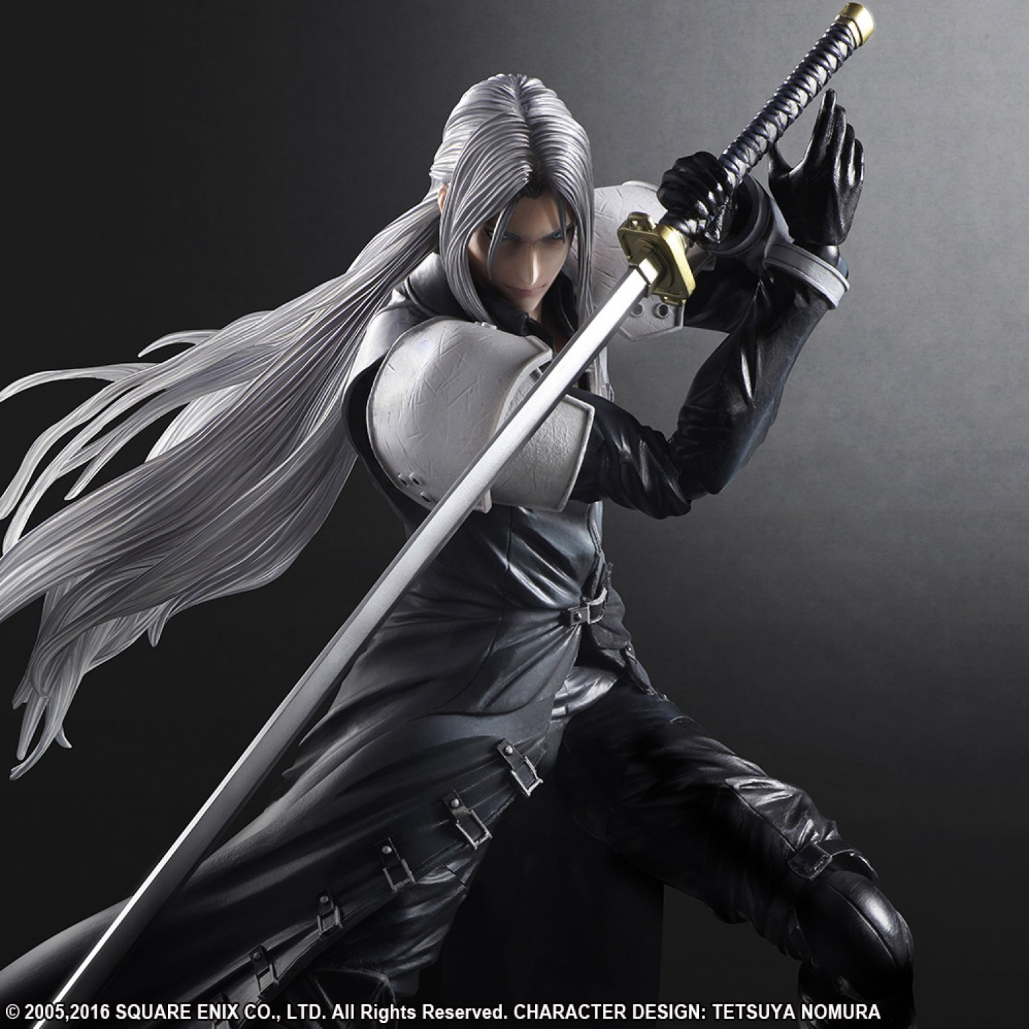 Sephiroth Wing One Winged Ange...