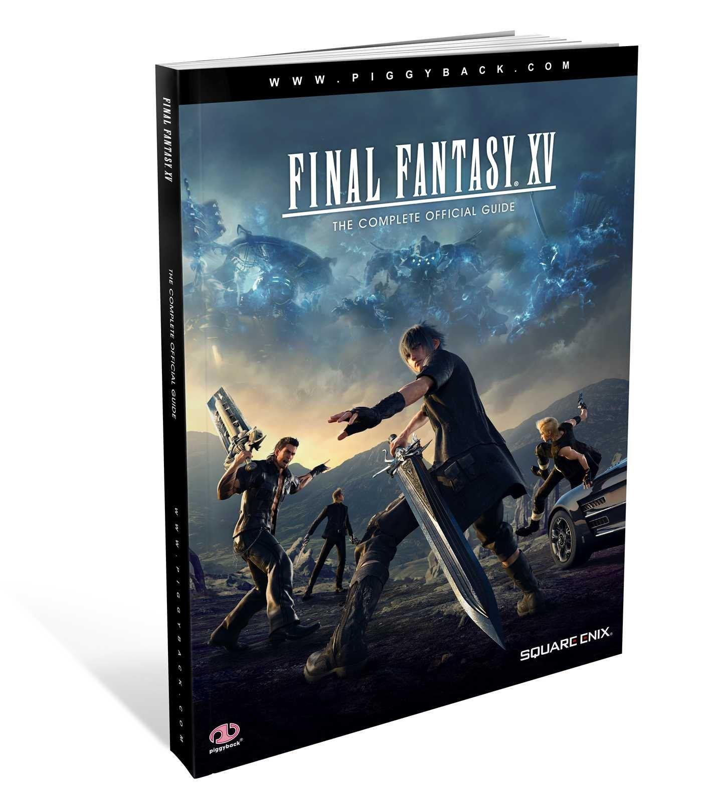 final fantasy 15 torrent