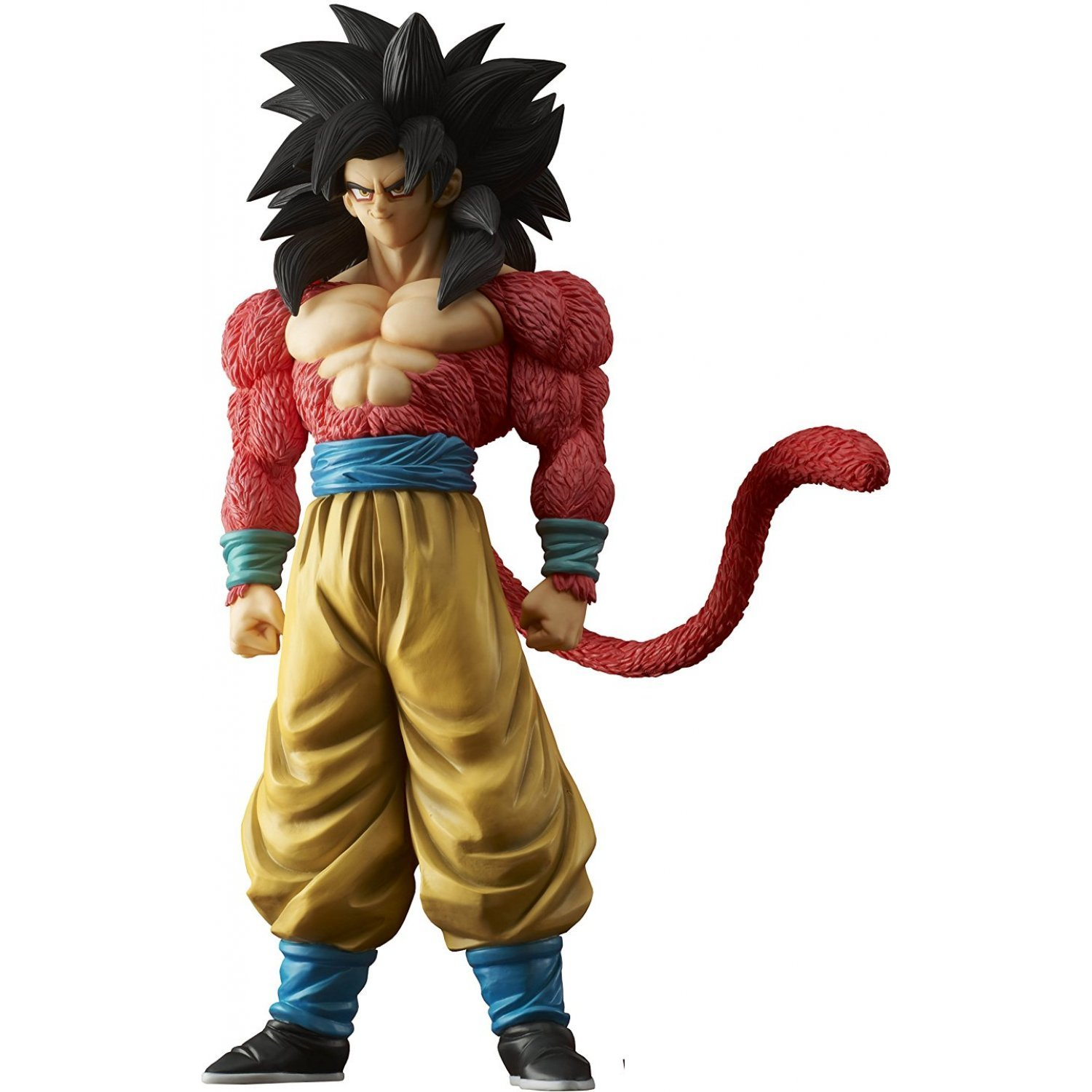 Dragon ball gt gigantic series son goku super saiyan 4 - Son gohan super saiyan 4 ...