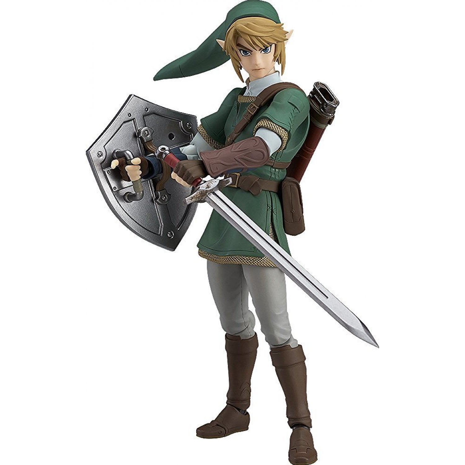 Figma No 320 Link Twilight Princess Ver Dx Edition