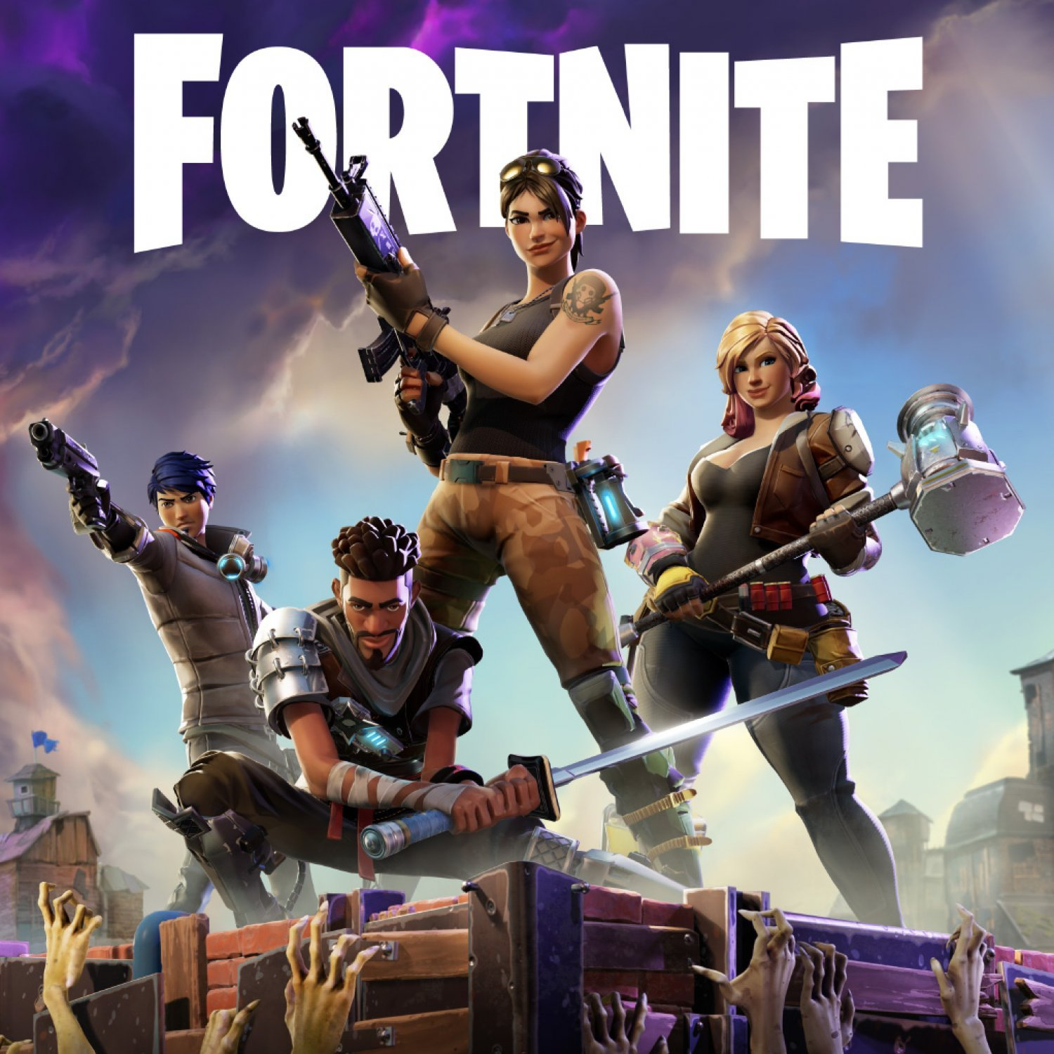 Fortnite [Deluxe Edition] Official Website digital