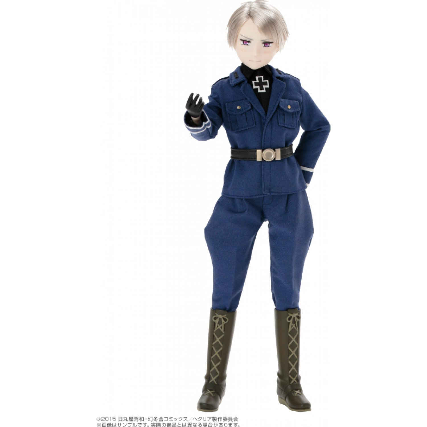 Asterisk Collection Series No  012 Hetalia The World Twinkle 1/6