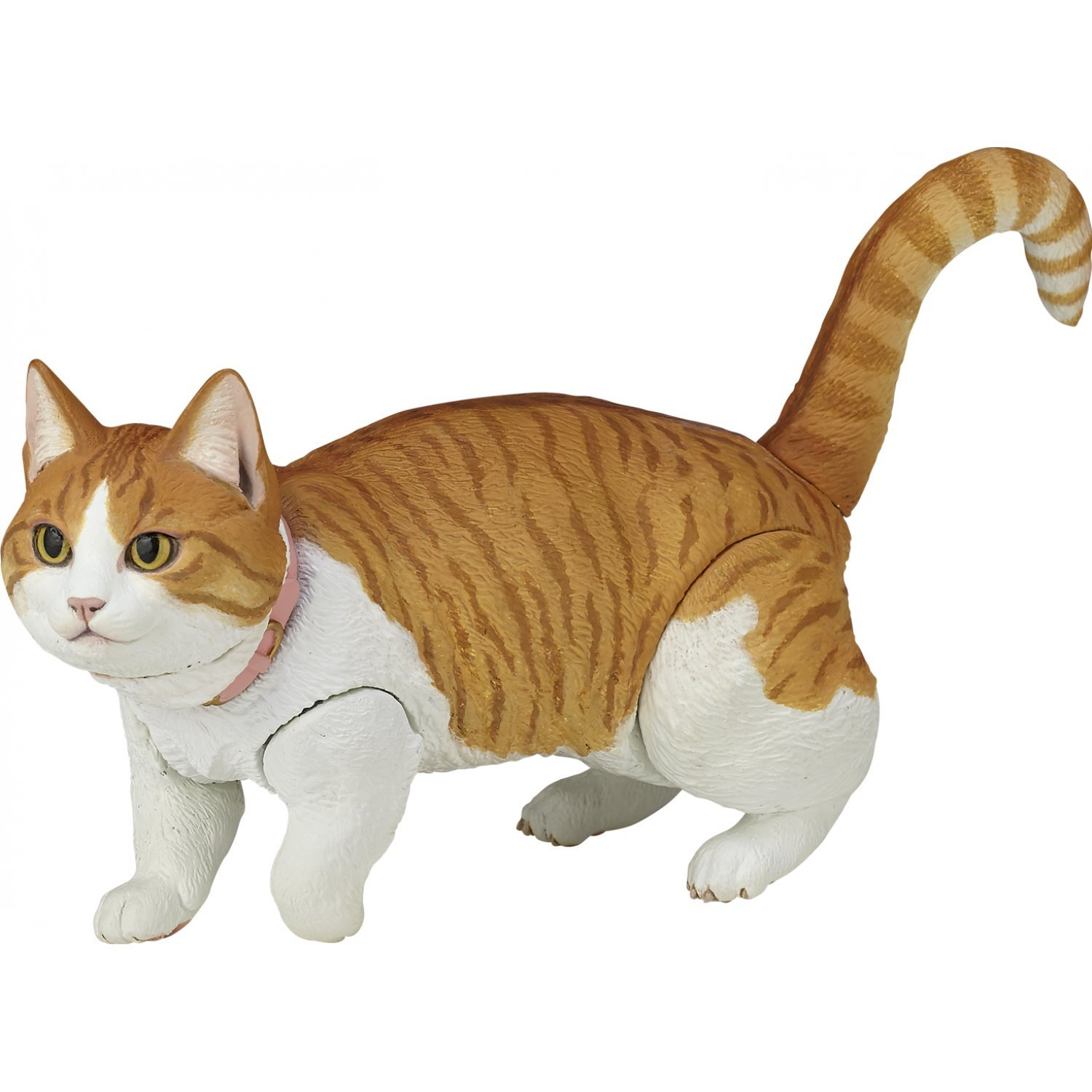 Soft Vinyl Toy Box 016A Cat Munchkin