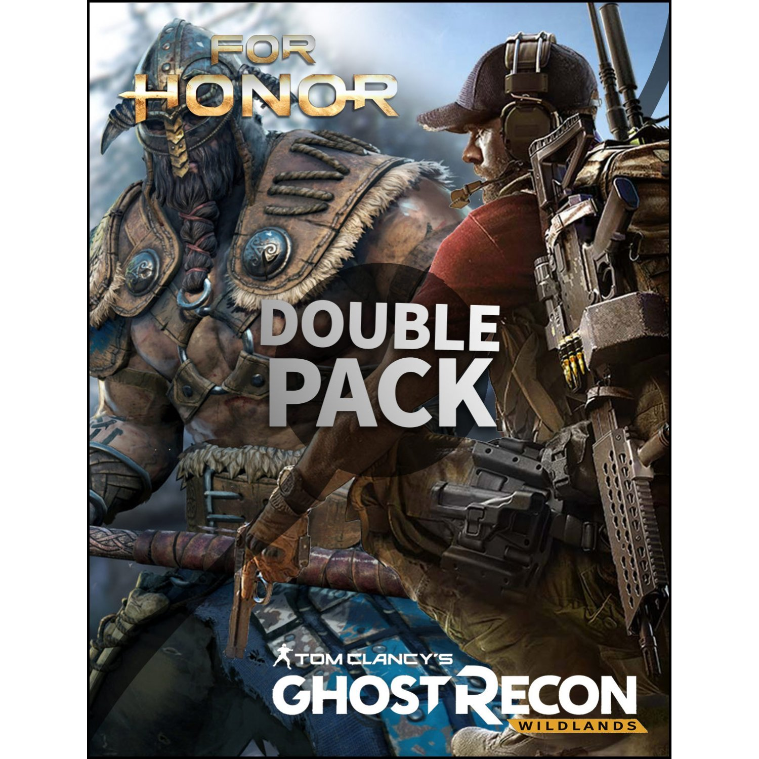 For Honor / Tom Clancy's Ghost Recon: Wildlands [Special Offer]