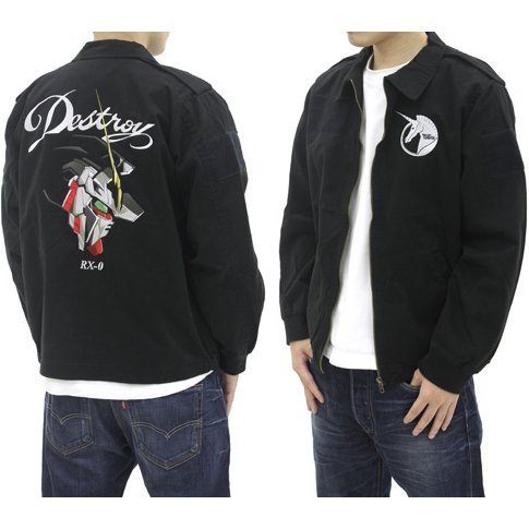 11dbf02105f mobile-suit-gundam-unicorn-embroidery-tour-jacket-black-m-size-538793.1 .jpg owtqme