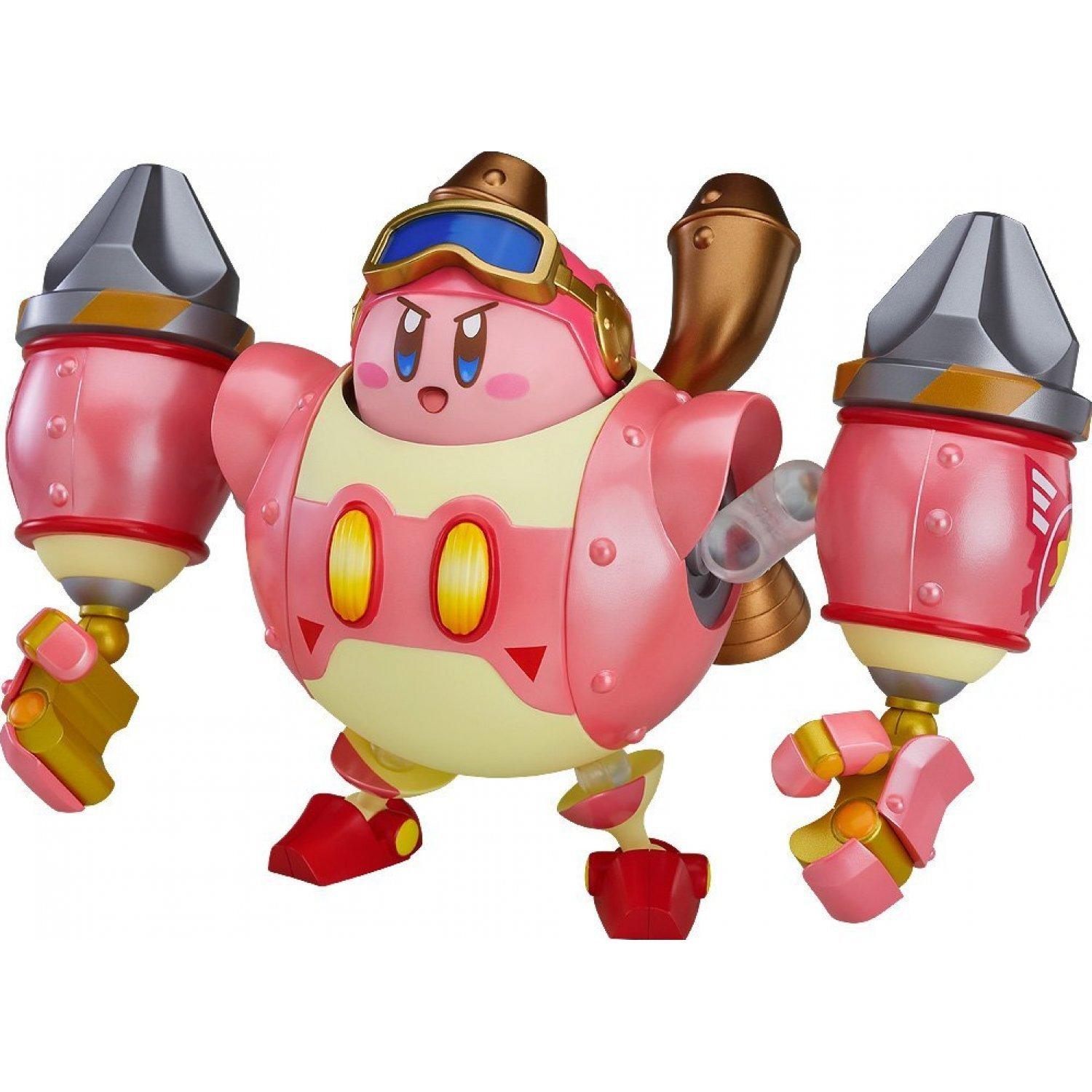 Kirby Planet Robobot Coloring Pages