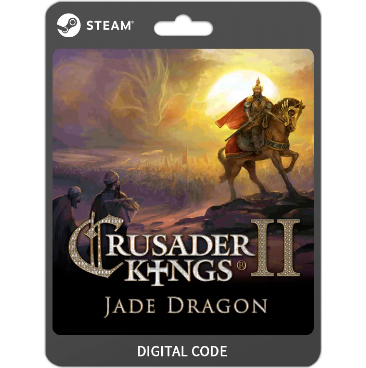 Crusader Kings II: Jade Dragon [DLC]