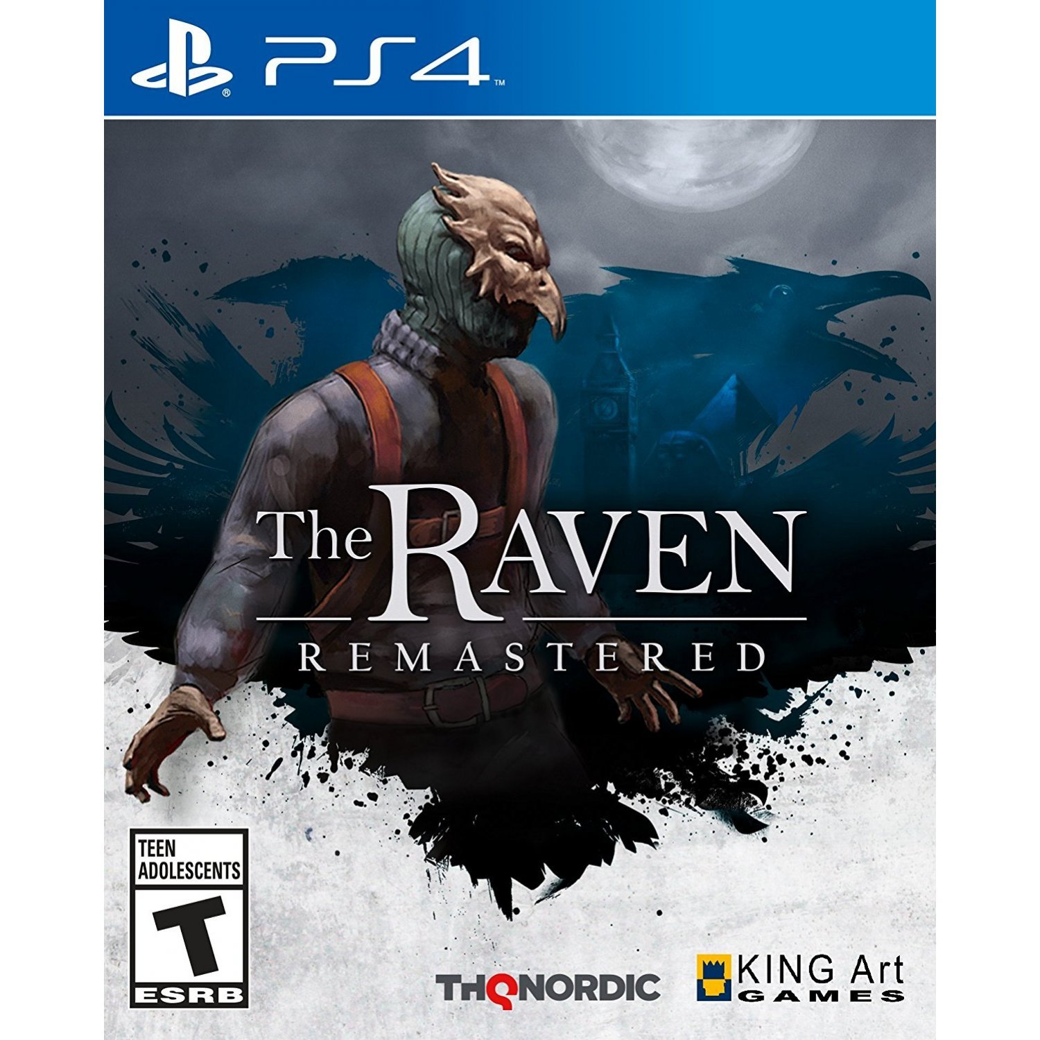 Image result for raven remastered