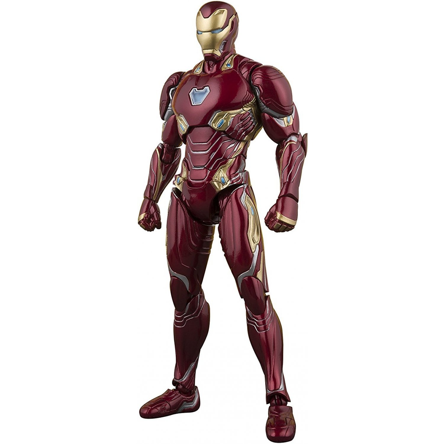 s.h.figuarts avengers infinity war: iron man mark 50