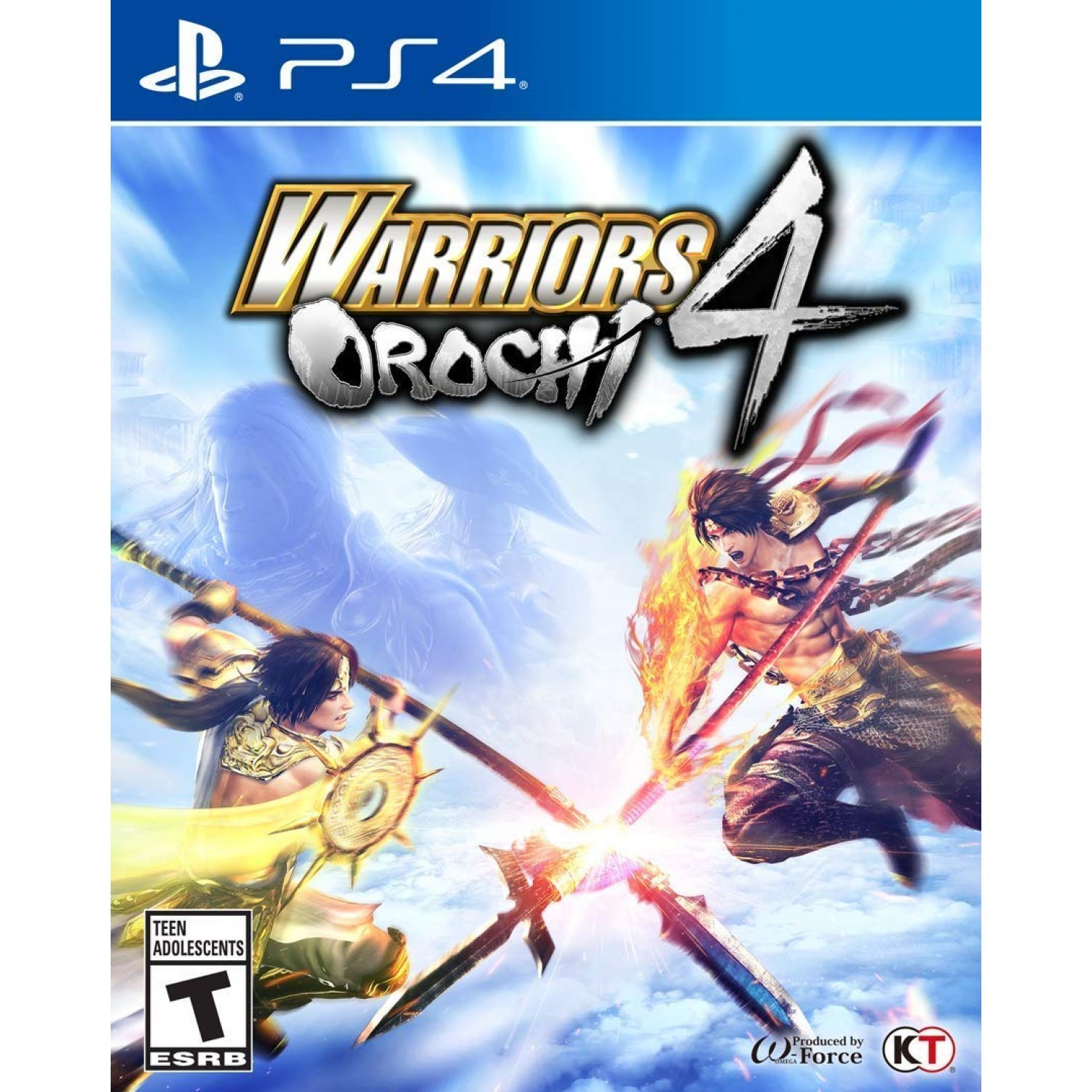 Jogo Warriors Orochi 3 Ultimate Ps4: Warriors Orochi 4