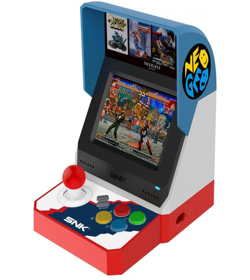 Neo Queens Arcade: NEOGEO Mini