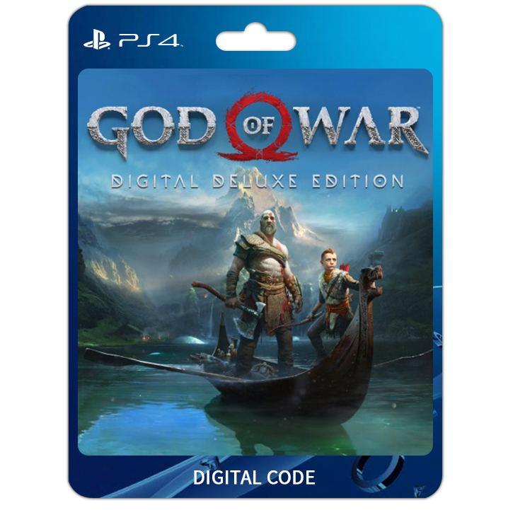 god of war digital deluxe edition vs standard