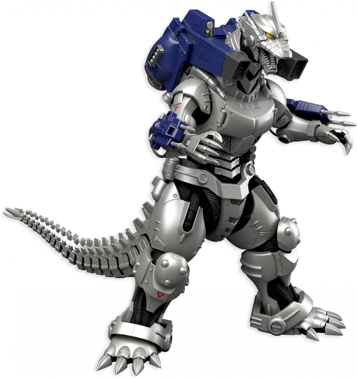 Acks Godzilla Against Mechagodzilla Model Kit Msf 3 Kiryu