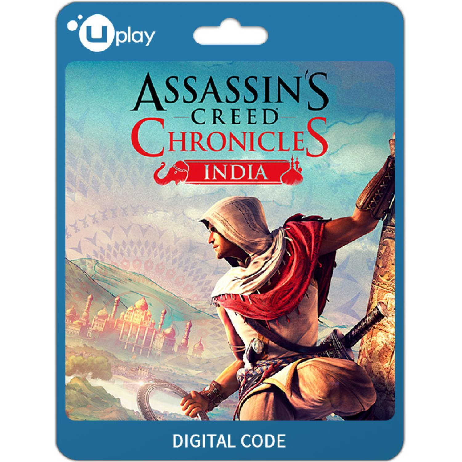 Assassin S Creed Chronicles India Uplay Digital