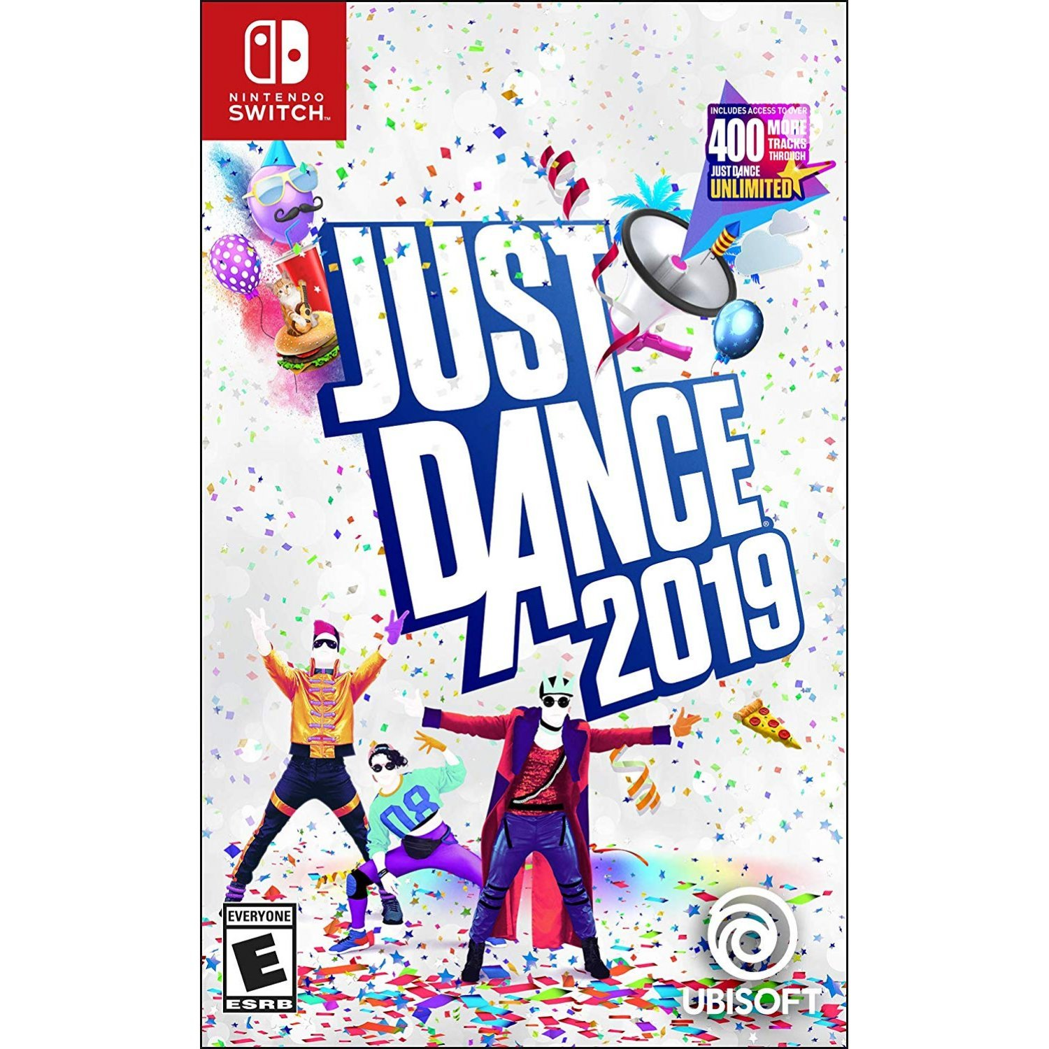 Just Dance 2019 (Chinese & English Subs)