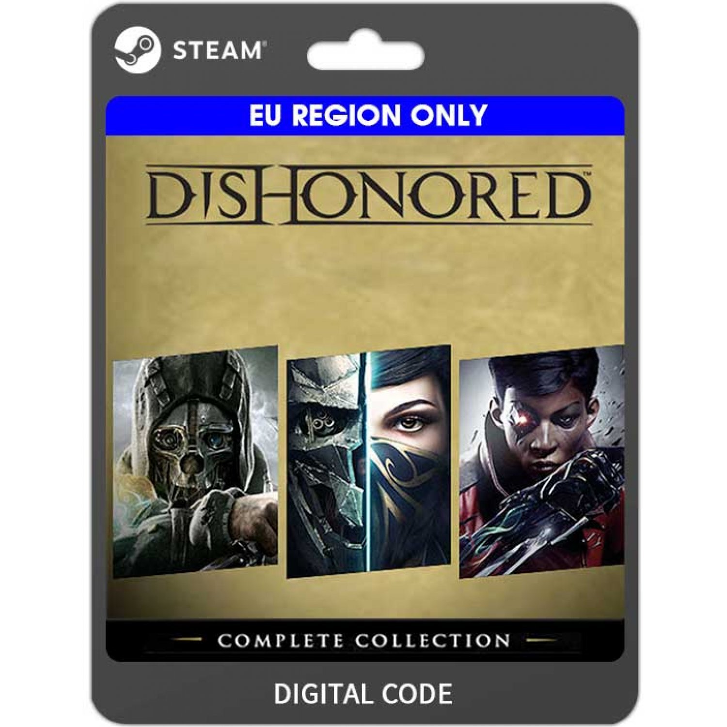 Dishonored Complete Collection Death Of The Outsider Reg 2 Ps4