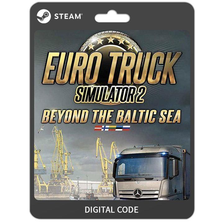 euro truck simulator 2 beyond the baltic sea dlc pc