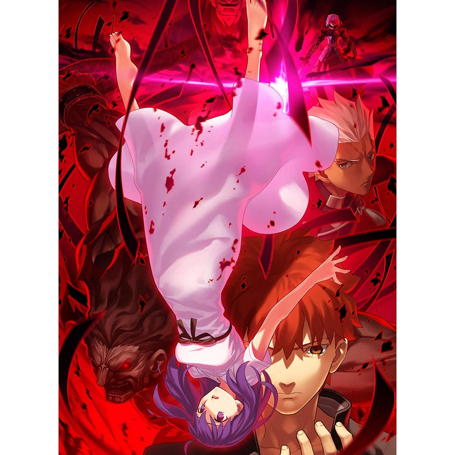 Fate Stay Night Heaven S Feel Ii Lost Butterfly Movie Limited Edition Anzx 14404