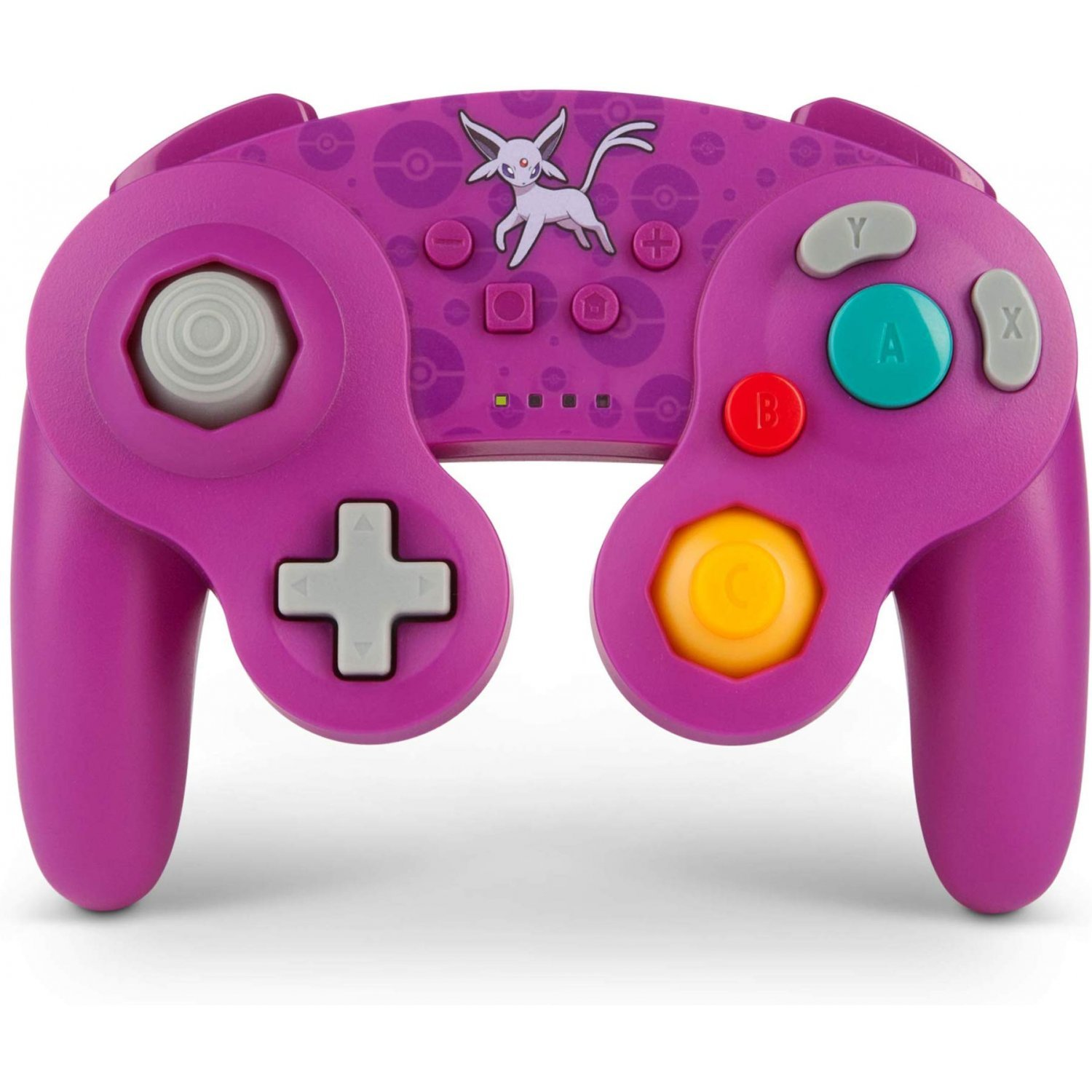 PowerA Wireless Controller for Nintendo Switch (Espeon)