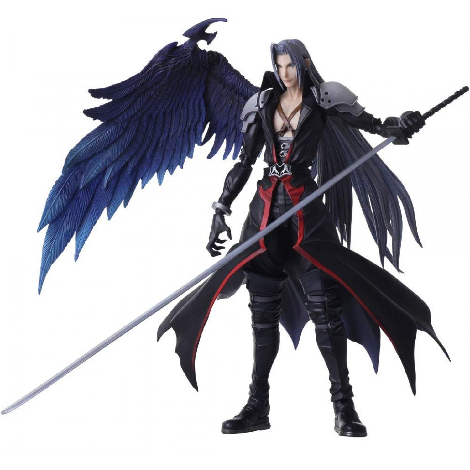 Final Fantasy Bring Arts Cloud Sephiroth Another Form Ver